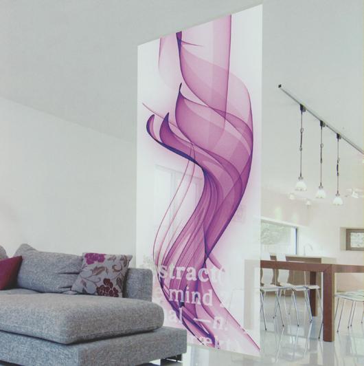 Deco home raumteiler abstract energy 100 x 240 cm ebay for Dekorationsartikel wohnung