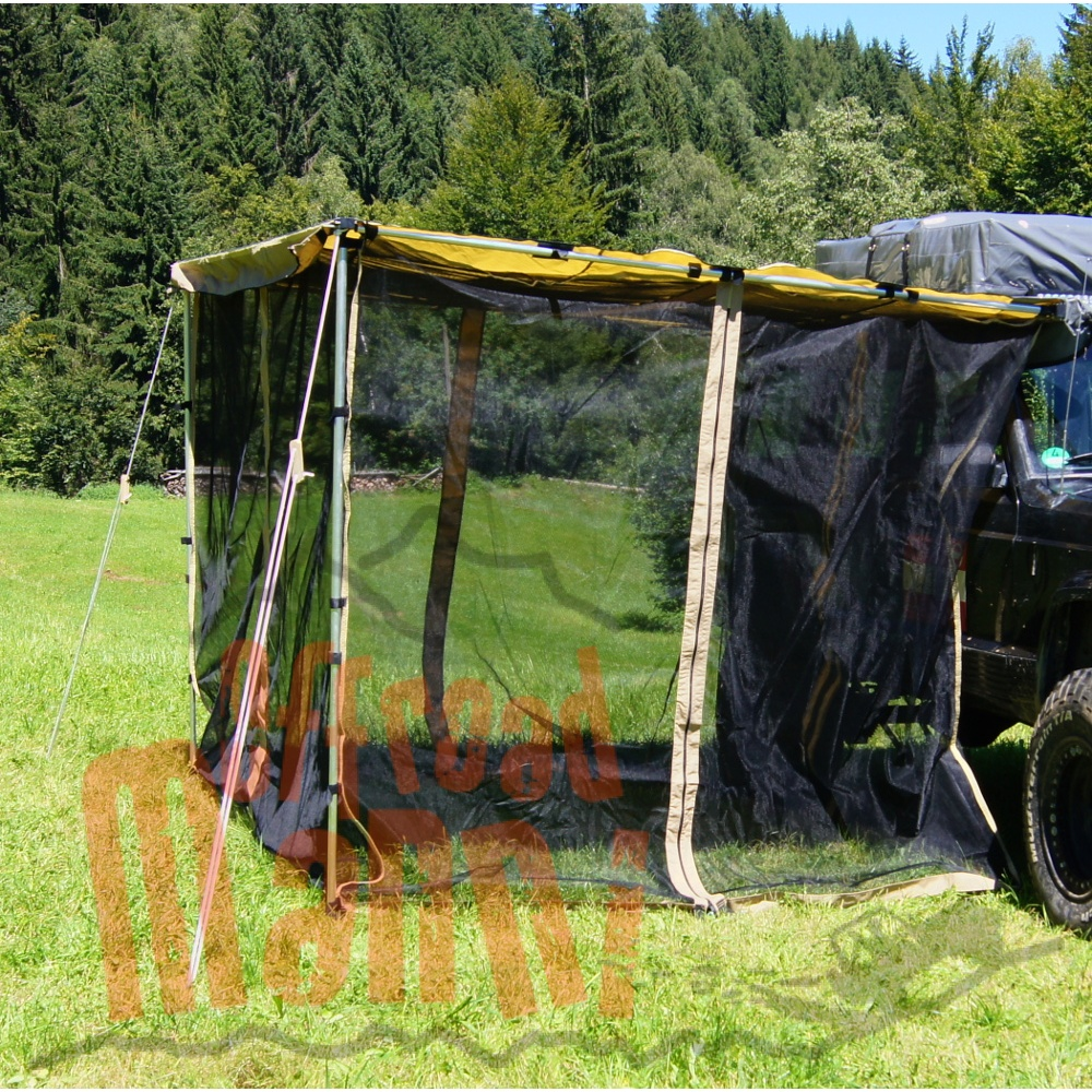 auto markise 2 5x2m sonnensegel sonnendach vordach wohnmobil wohnwagen caravan ebay. Black Bedroom Furniture Sets. Home Design Ideas