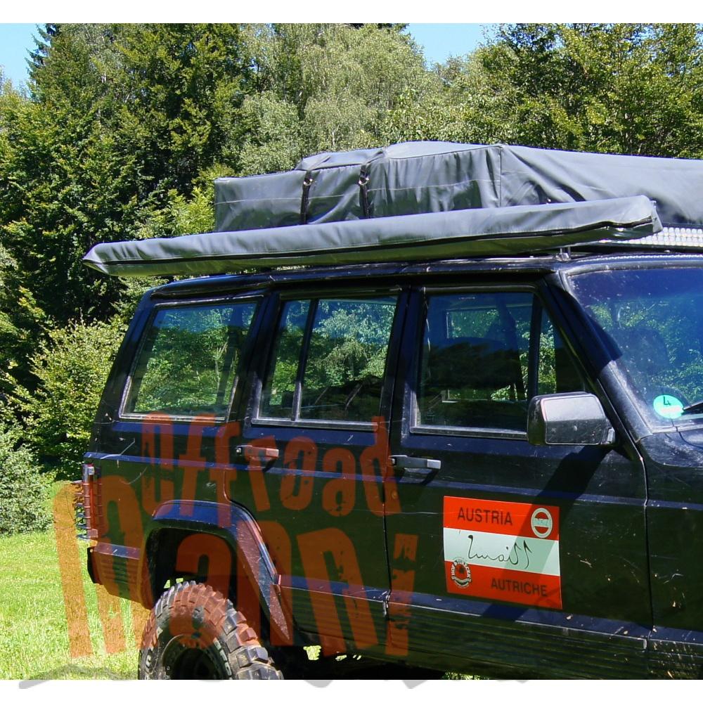 auto markise 2x2 5m sonnensegel sonnendach vordach wohnmobil wohnwagen caravan. Black Bedroom Furniture Sets. Home Design Ideas