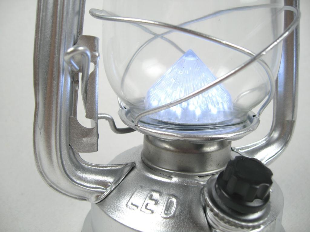 dimmbare led sturmlampe im l lampen design f r camping. Black Bedroom Furniture Sets. Home Design Ideas