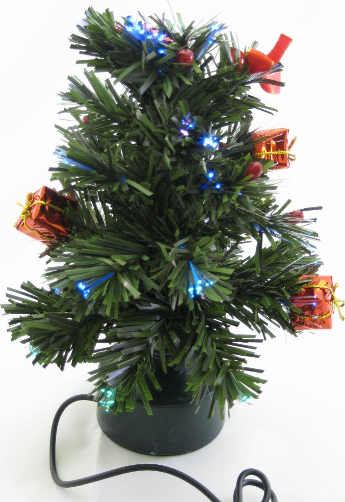 usb led weihnachtsbaum baum mit farbwechsel 24cm h he. Black Bedroom Furniture Sets. Home Design Ideas