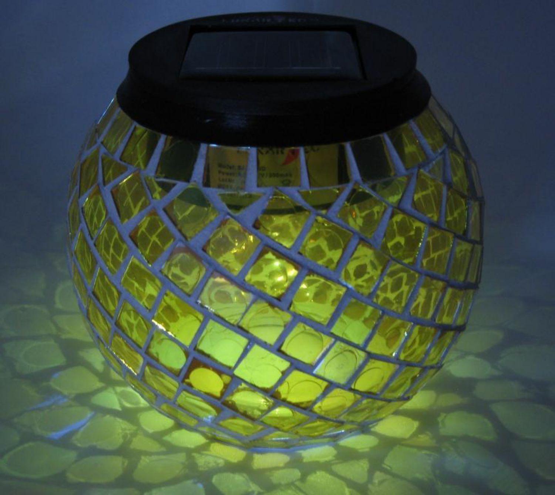 Solar mosaik led lampe gelb farbwechselnd weiss ebay solar mosaik led lampe gelb farbwechselnd weiss parisarafo Gallery