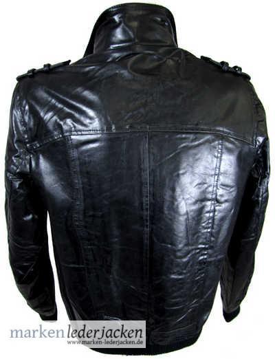 norton herren lederjacke biker style 3597 echtleder. Black Bedroom Furniture Sets. Home Design Ideas