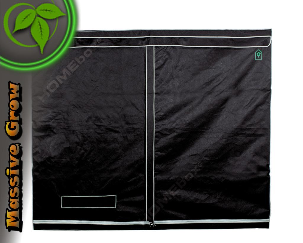 homebox xxl classic 120x240x200cm grow zelt box gew chshaus von eastside impex ebay. Black Bedroom Furniture Sets. Home Design Ideas