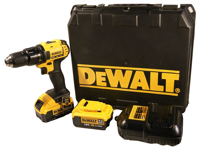 dewalt dcd780m2 akkuschrauber 4 0ah 18v li ion ebay. Black Bedroom Furniture Sets. Home Design Ideas