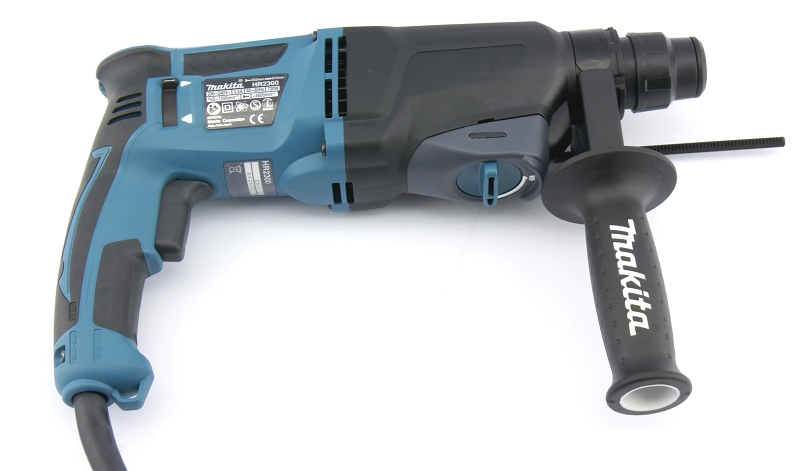 makita hr2300 elektronik bohrhammer sds plus 2 3 joule ebay. Black Bedroom Furniture Sets. Home Design Ideas