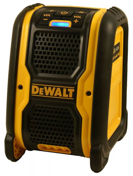 dewalt dcr006 bluetooth lautsprecher ebay. Black Bedroom Furniture Sets. Home Design Ideas
