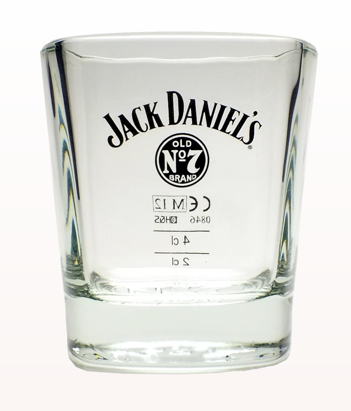 6 st ck jack daniels tumbler gl ser 2cl 4cl set glas ebay. Black Bedroom Furniture Sets. Home Design Ideas