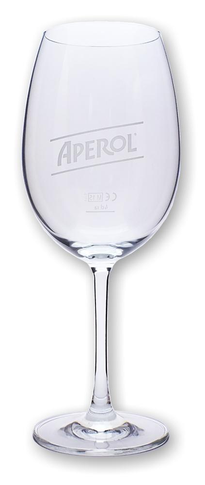 2 original aperol glas stielglas f r aperitif spritz. Black Bedroom Furniture Sets. Home Design Ideas