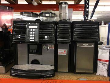 schaerer coffee art plus kaffeemaschine kaffeevollautomat. Black Bedroom Furniture Sets. Home Design Ideas