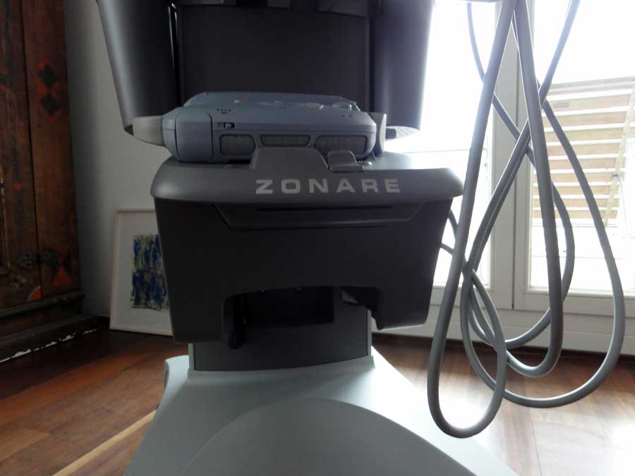Zonare Z.ONE Ultra Workstation Ultraschallsystem gebraucht