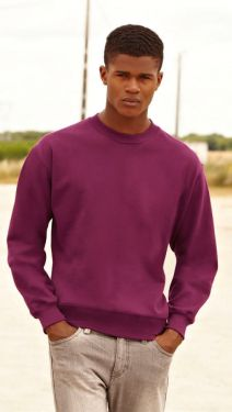 FRUIT OF THE LOOM Pulli Sweatshirt Pullover Sweat Gr. S M L XL XXL, 3XL *SALE*