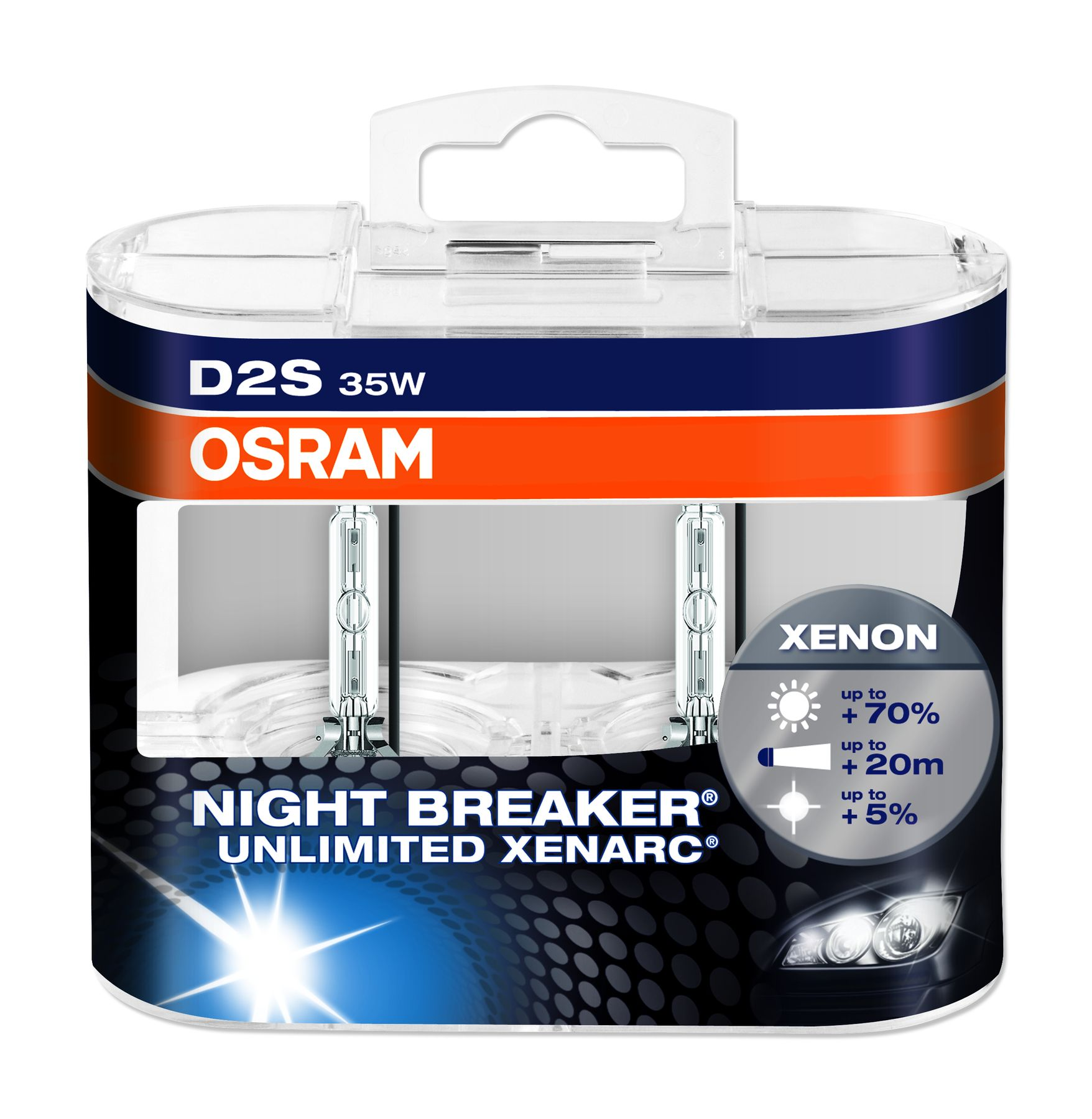 d2s original osram xenarc night breaker xenon brenner set. Black Bedroom Furniture Sets. Home Design Ideas