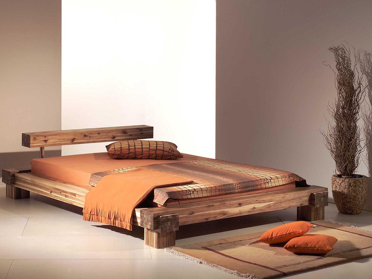 Schlafzimmer holzbett – midir