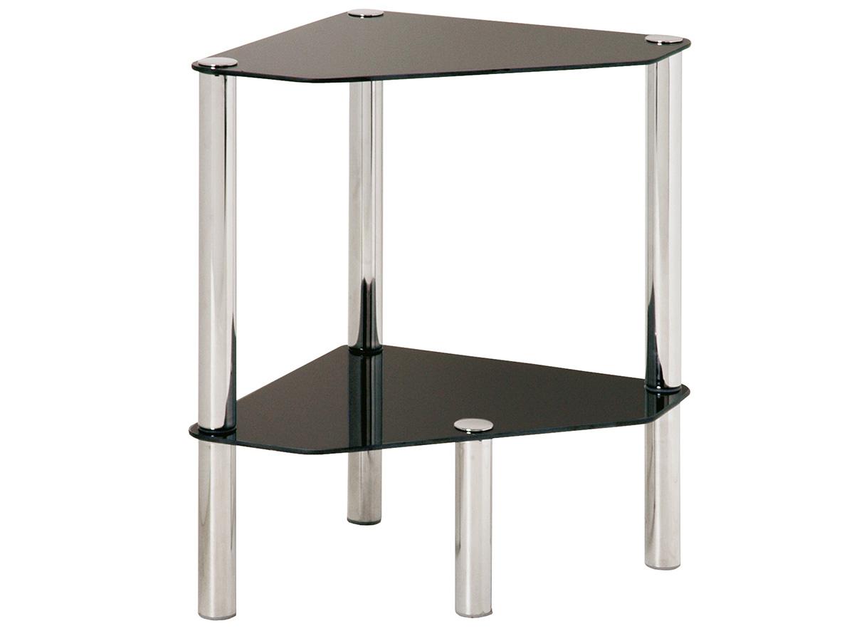 eck beistelltisch glas tisch telefontisch dielentisch. Black Bedroom Furniture Sets. Home Design Ideas
