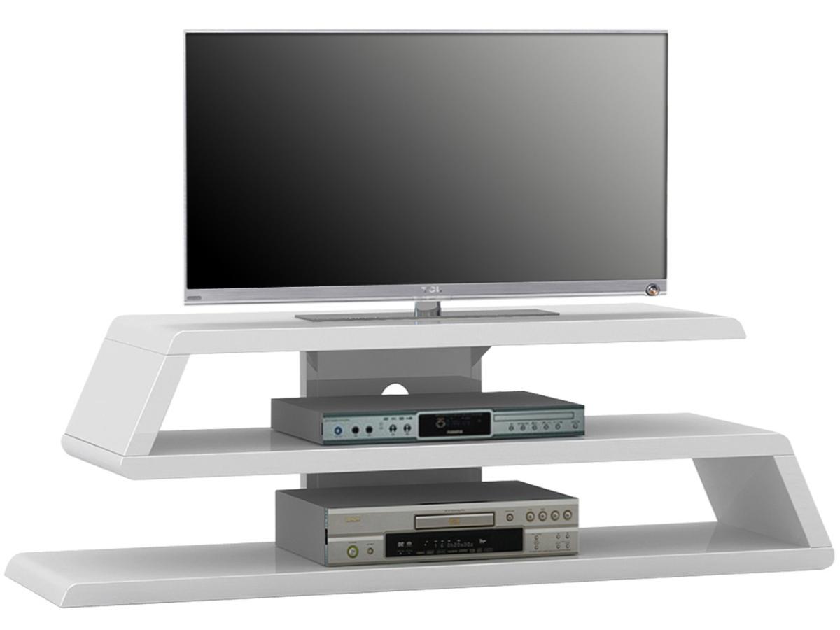 Elegant Tv Tisch Dekoration Von Latest Awesome Schrank Wei Hochglanz Gnstig Rack