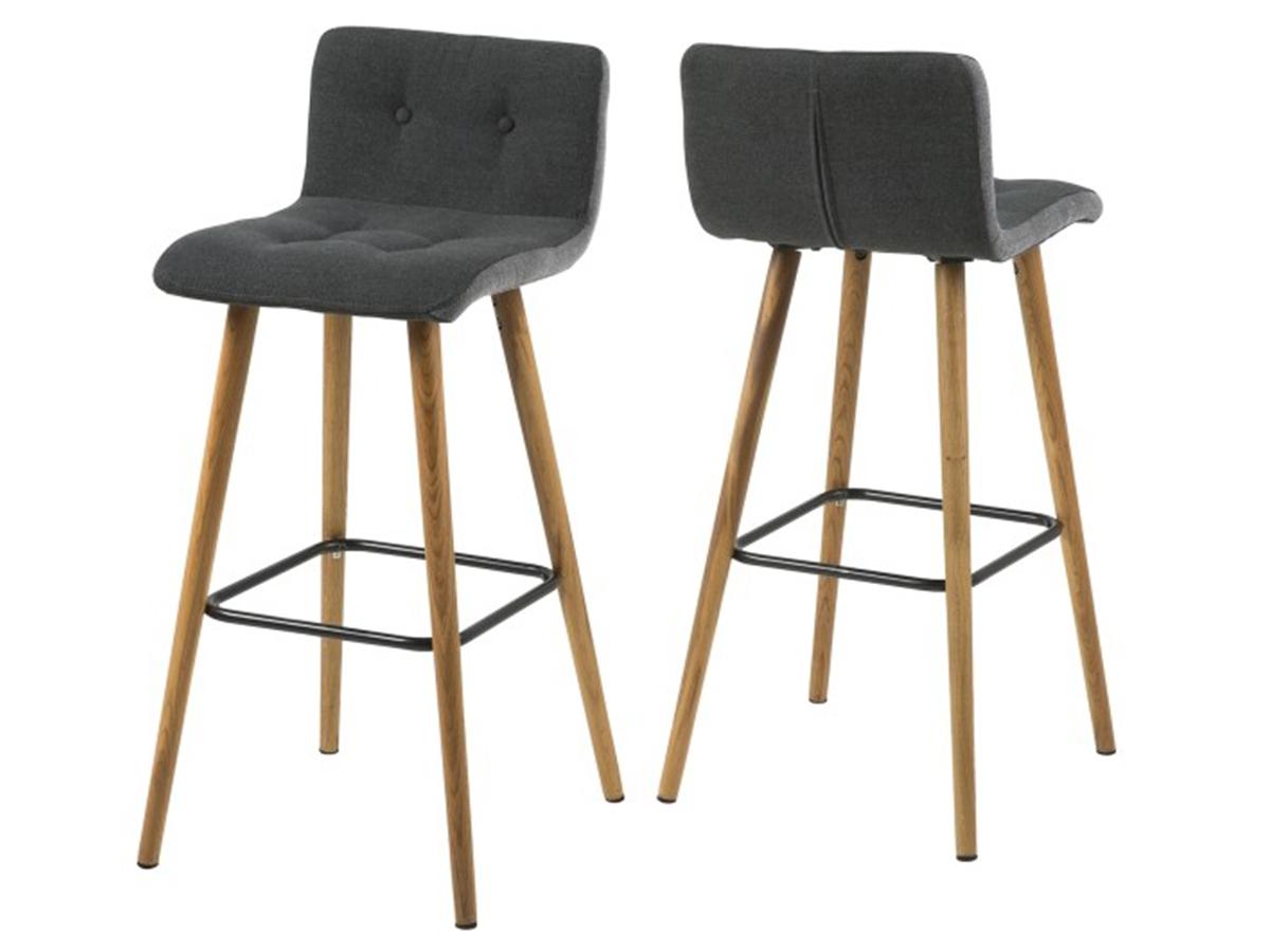 2x barhocker stuhl hocker thekenhocker thekenstuhl for Hochwertige barhocker