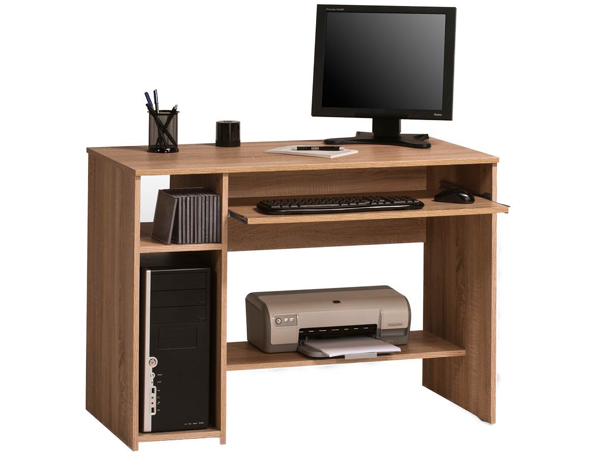 schreibtisch computertisch tisch workstation pc tisch notebooktisch jim ebay. Black Bedroom Furniture Sets. Home Design Ideas