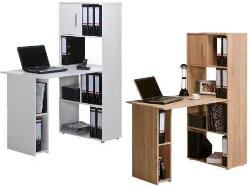 schreibtisch computertisch schreibtischkombination kombi regal tisch kevin ebay. Black Bedroom Furniture Sets. Home Design Ideas