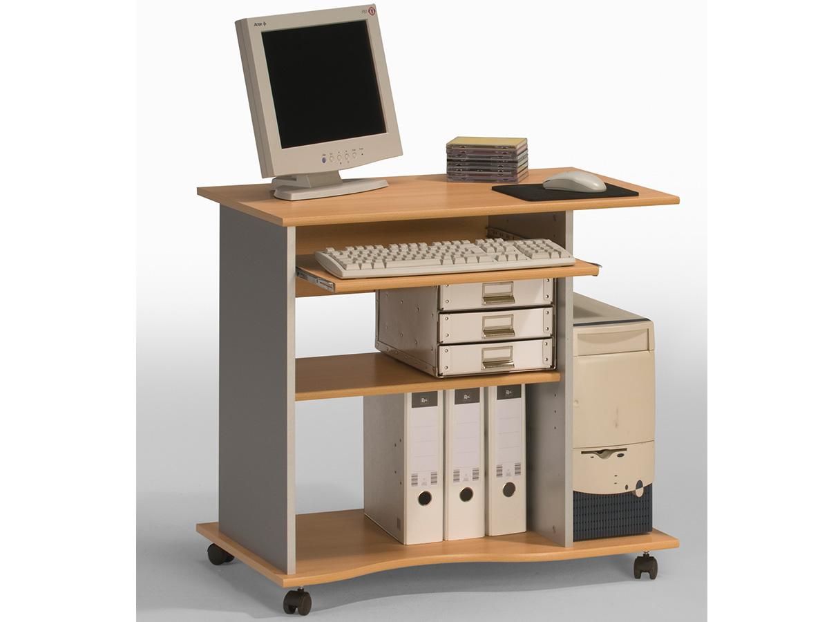 schreibtisch computertisch tisch workstation pc tisch. Black Bedroom Furniture Sets. Home Design Ideas