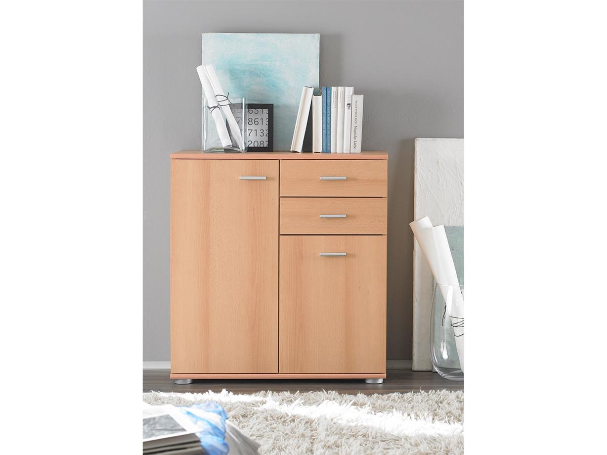 kommode sideboard standschrank mehrzweckschrank anrichte. Black Bedroom Furniture Sets. Home Design Ideas