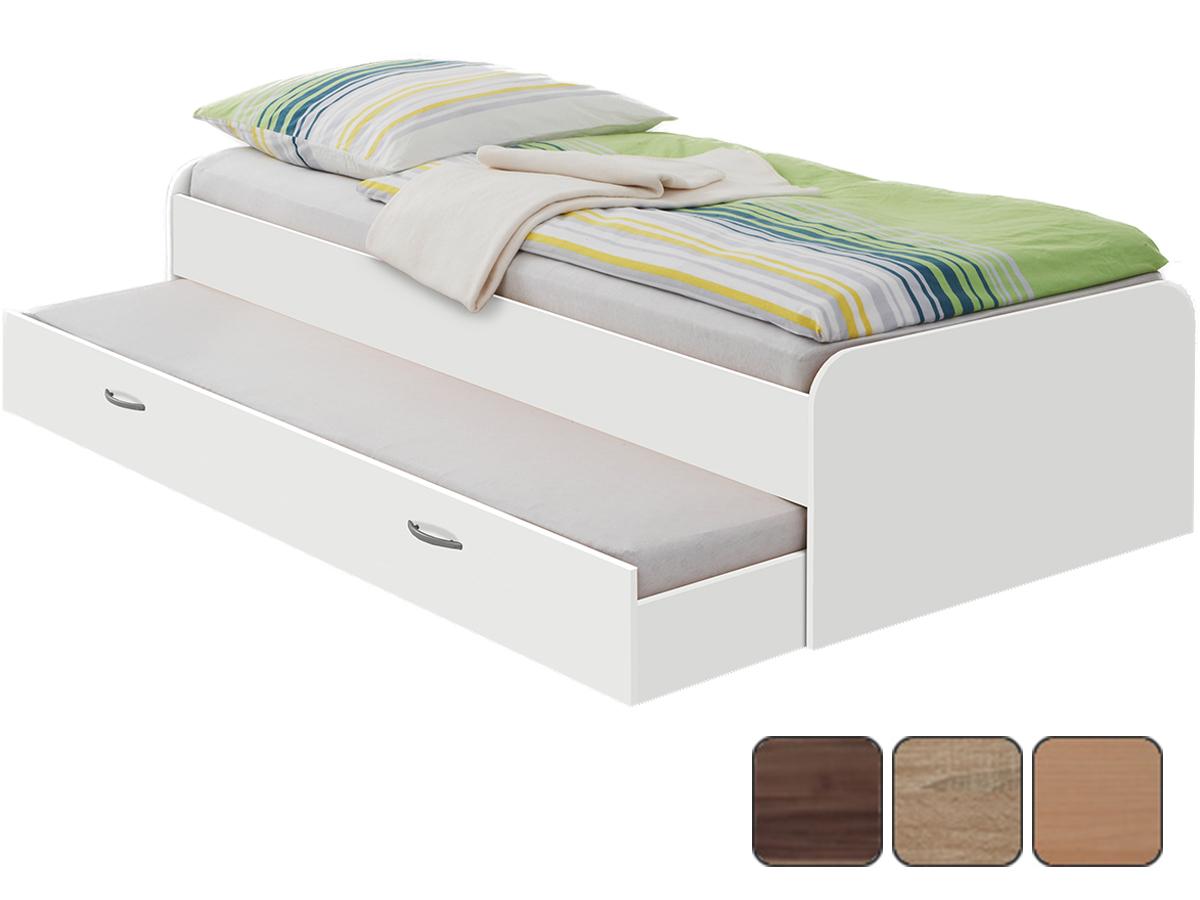 bett einzelbett jugendbett kinderbett funktionsbett. Black Bedroom Furniture Sets. Home Design Ideas