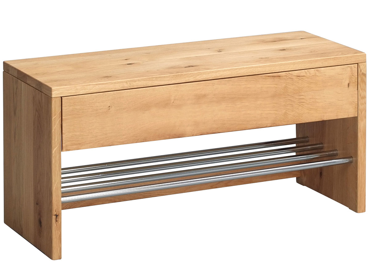 garderobenbank dielenbank schuhbank sitzbank flurbank massivholz daniela ebay. Black Bedroom Furniture Sets. Home Design Ideas