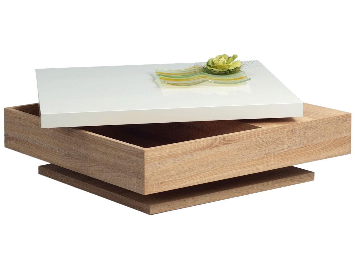 Couchtisch wohnzimmertisch beistelltisch sofatisch tisch for Wohnzimmertisch 75x75
