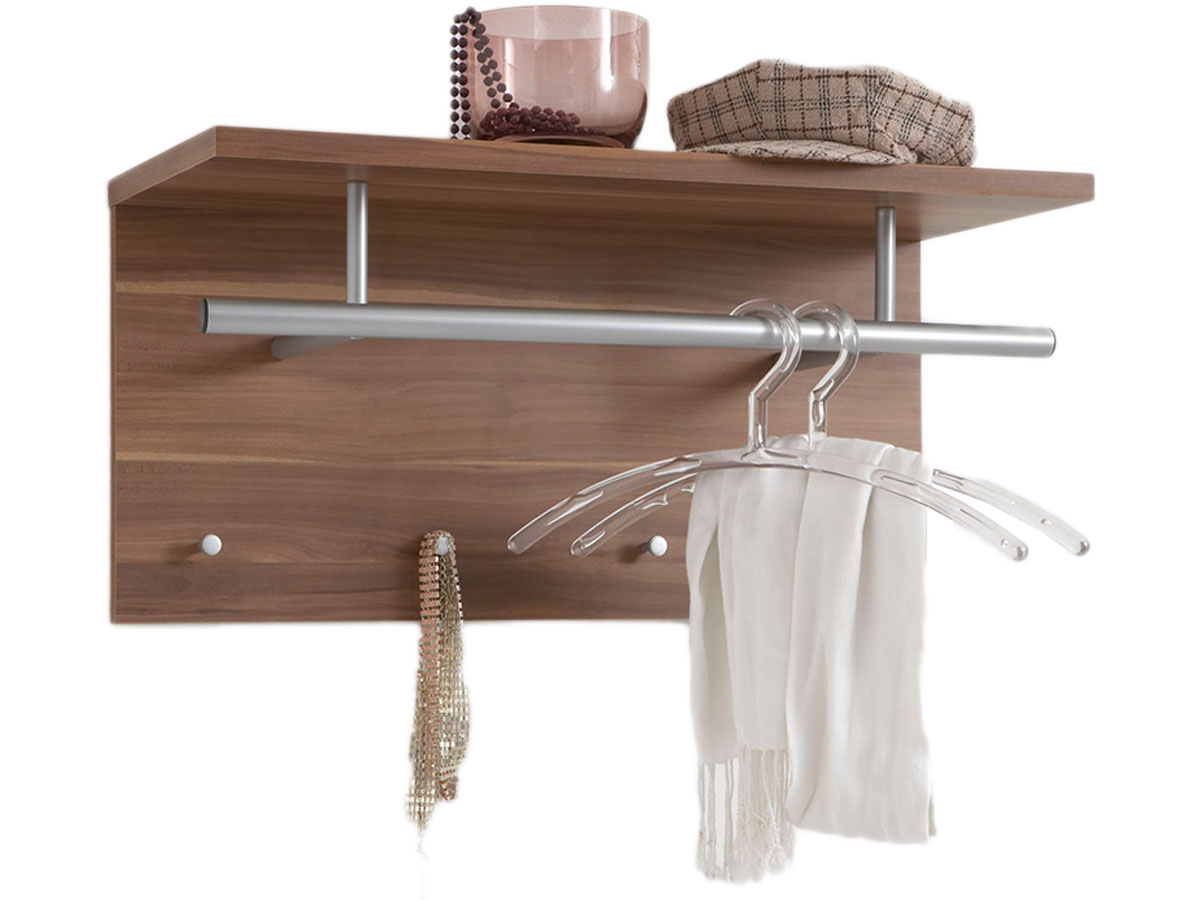 wandgarderobe h ngegarderobe wandpaneel paneel garderobe. Black Bedroom Furniture Sets. Home Design Ideas