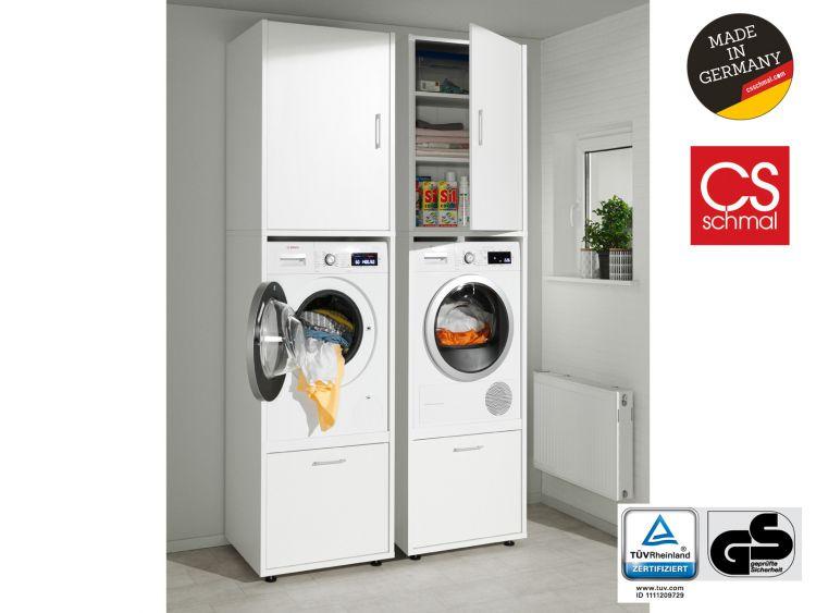 hauswirtschaftsschrank waschmaschinenschrank. Black Bedroom Furniture Sets. Home Design Ideas