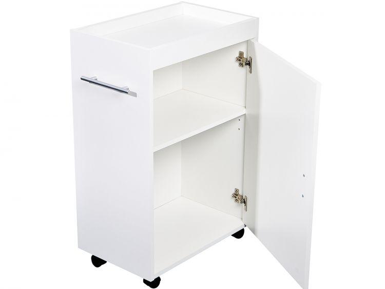 badezimmerschrank beistellwagen rollwagen kommode. Black Bedroom Furniture Sets. Home Design Ideas