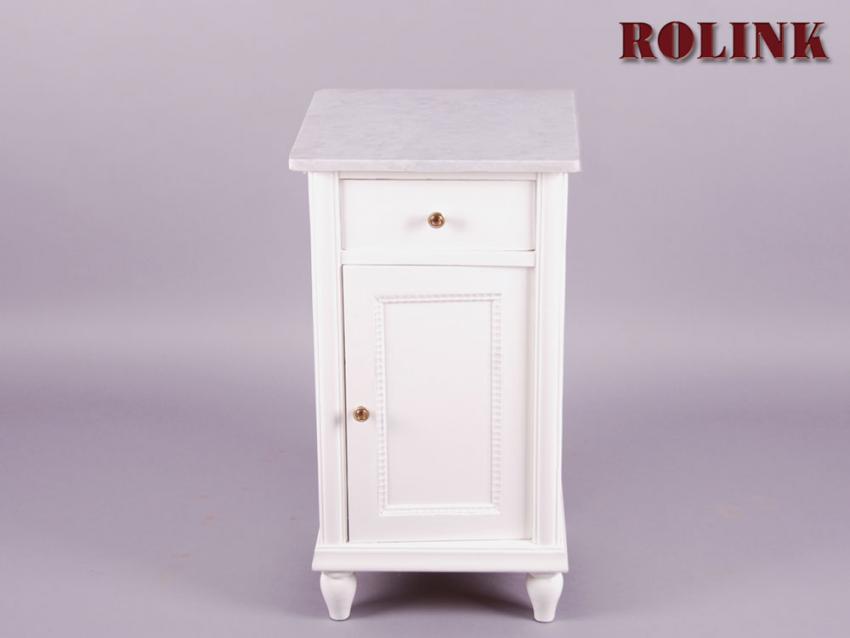 Nacht kommode tisch tischchen kasten schr nkchen antik for Tisch marmorplatte antik