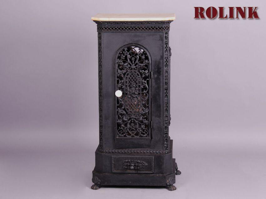 antik etagenofen stubenofen kachelofen kamin gu ofen k chenherd prunkofen holz ebay. Black Bedroom Furniture Sets. Home Design Ideas