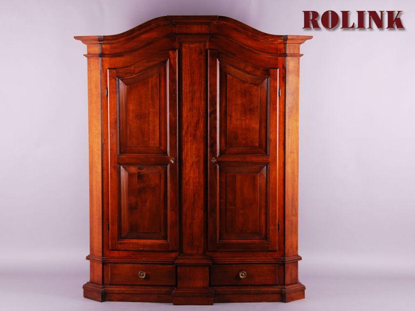 antik stil m bel dielen w sche kleider wohnzimmer schrank nussbaum altdeutsch ebay. Black Bedroom Furniture Sets. Home Design Ideas