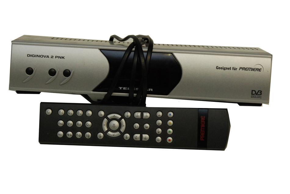 telestar diginova 2 pnk kabelreceiver f r premiere sky kabel deutschland ebay. Black Bedroom Furniture Sets. Home Design Ideas