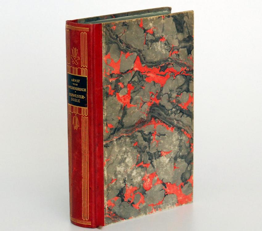 Die Schwesterseele ( Schwester-Seele) / Ernst von Wildenbruch. ca. 1920/30