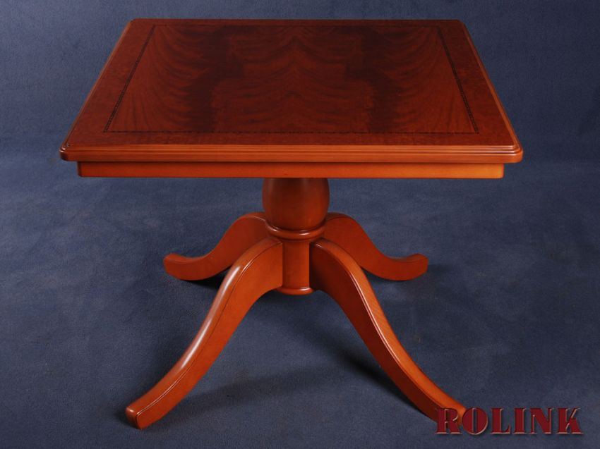 Tisch, Wohnzimmertisch, Beistelltisch Kirsche (Kirschbaum