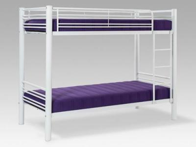 kinder etagenbett kinderhochbett hochbett kinderbett bianco in wei 90x200cm ebay. Black Bedroom Furniture Sets. Home Design Ideas