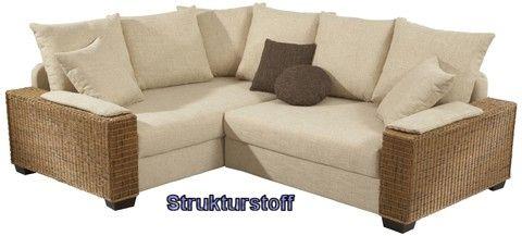 rattan ecksofa. Black Bedroom Furniture Sets. Home Design Ideas