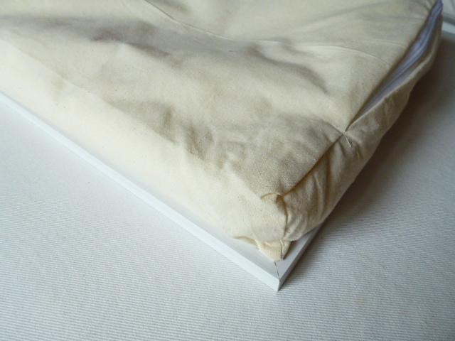 knietablett wei shabby knietisch kissen bilderrahmen. Black Bedroom Furniture Sets. Home Design Ideas