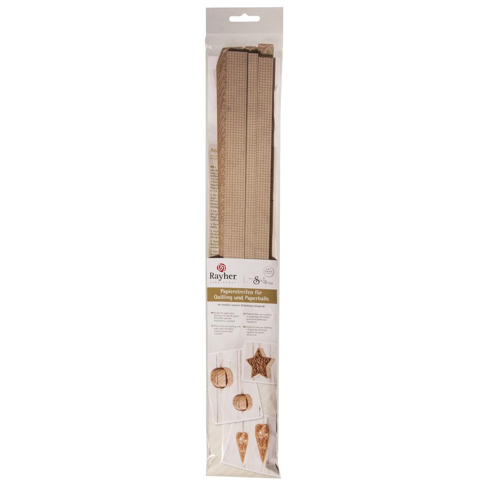 papierstreifen f r fr belsterne und papierkugeln crafty white 90 st ck ebay. Black Bedroom Furniture Sets. Home Design Ideas