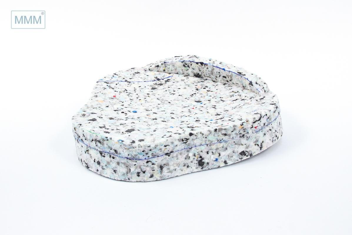 sitzpolster schaumstoff unter sitzbezug passend f r mz es 125 150 iwl berli ebay. Black Bedroom Furniture Sets. Home Design Ideas