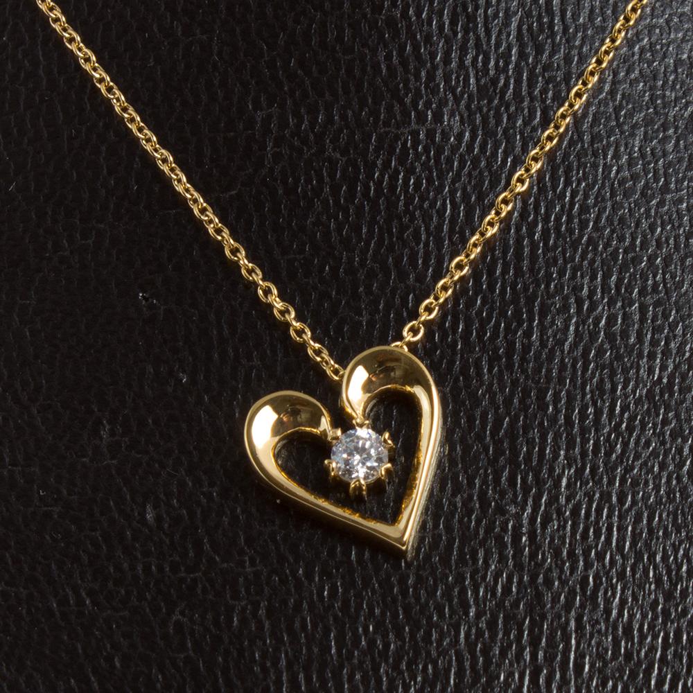 tamaris damen halskette edelstahl gold farbe tamaris 07 ebay. Black Bedroom Furniture Sets. Home Design Ideas