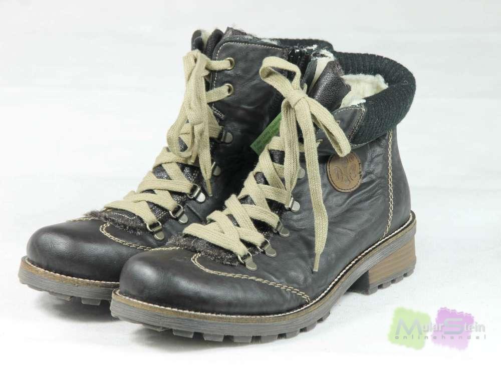 rieker z0430 26 damen boots braun kastanie toffee zimt schwarz 26 eu 42 ebay. Black Bedroom Furniture Sets. Home Design Ideas