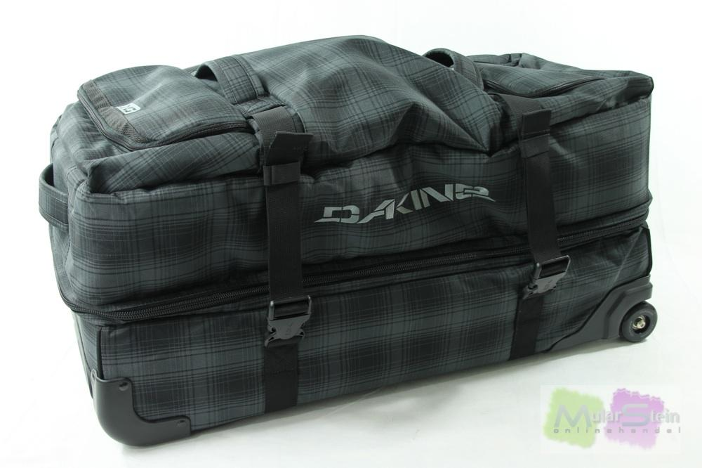 dakine koffer tasche rollen split 05tv1ddk trolley ebay. Black Bedroom Furniture Sets. Home Design Ideas