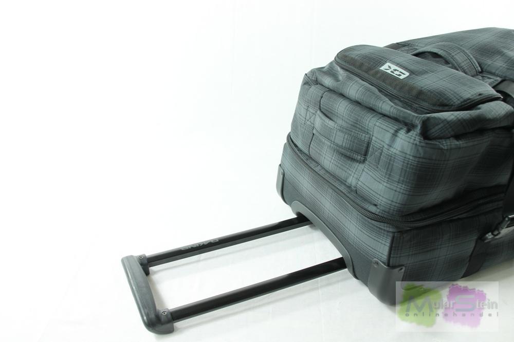 dakine koffer tasche rollen split 05tv1ddk trolley ebay. Black Bedroom Furniture Sets. Home Design Ideas