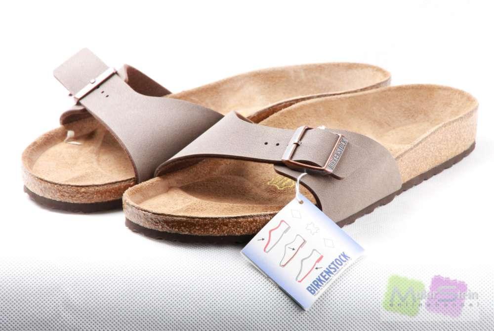 birkenstock madrid 40091 sandali unisex adulto marrone. Black Bedroom Furniture Sets. Home Design Ideas