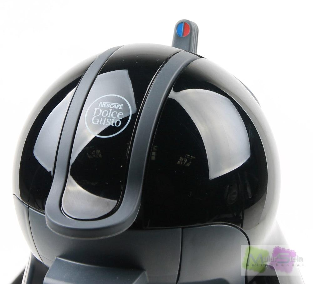 delonghi nescaf dolce gusto piccolo edg200 b kaffee. Black Bedroom Furniture Sets. Home Design Ideas