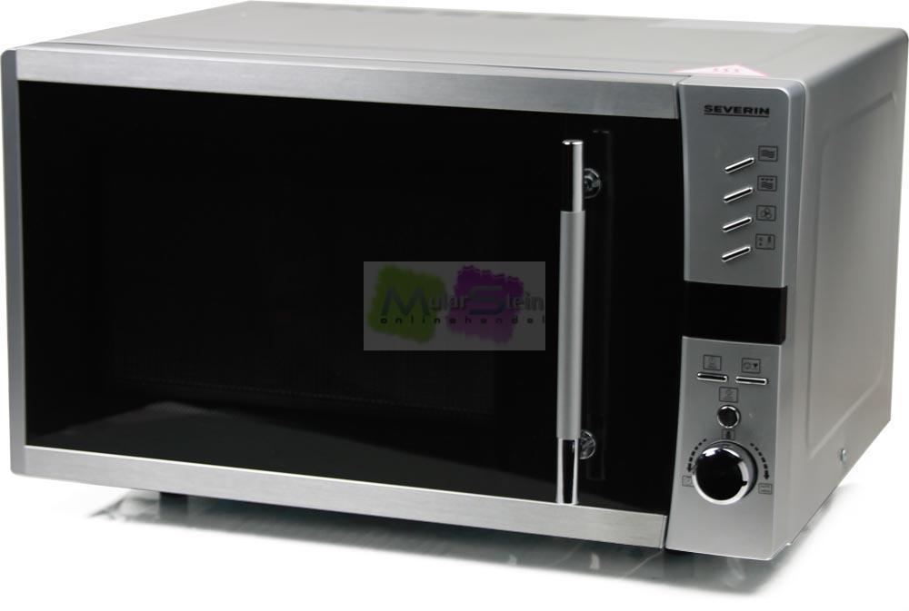 severin mw 7804 mikrowelle 800 watt grill 1200 watt 23 l. Black Bedroom Furniture Sets. Home Design Ideas