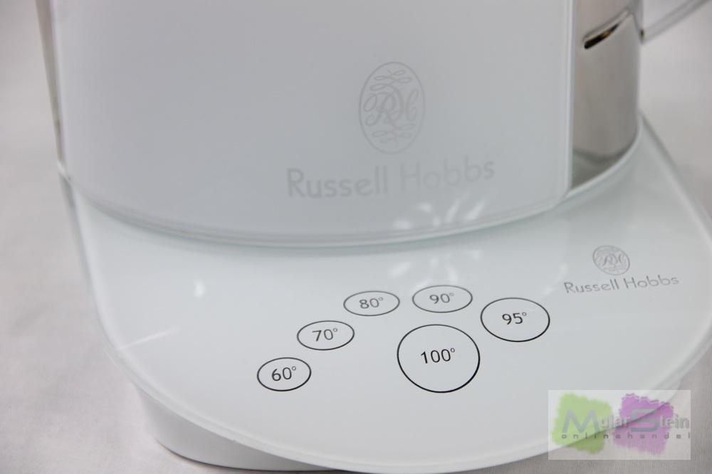 Russell Hobbs 1474356 Glass Touch Wasserkocher Kocher  ~ Wasserkocher Von Russell Hobbs